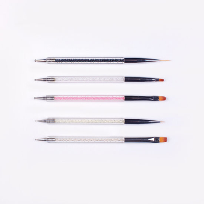 2-Side UV Gel Acrylic Drawing Painting Nail Art Dotting Pen