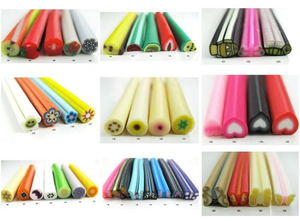 Nail Beauty Art Nail Fruit Canes