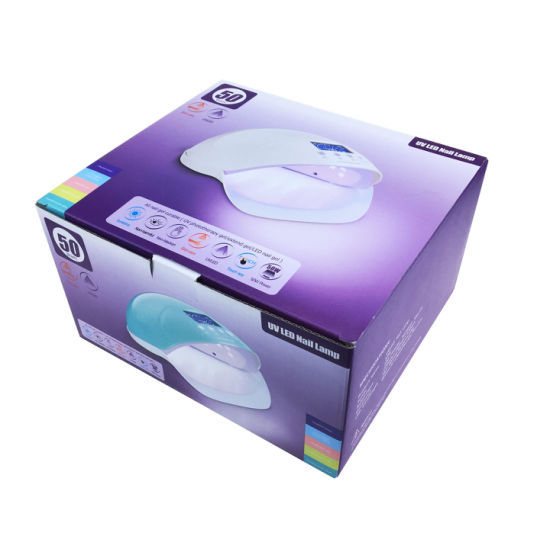 LED UV Lamp Dry All Gels Nail Polish Nail Dryer