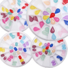 Colorful Nail Stones for Nails Art Decoration Accessories