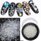 Crystal Ab Colorful Stones 3D Nails Art Decoration Personalised Nails