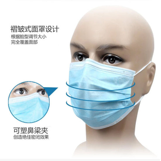 Face Masks Nail Health Anti-Dust Urgical Earloop Nail Art Equipment