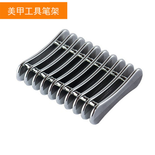 Professional Nail Art Brush Holder Pen Display Stand Nails Decoration