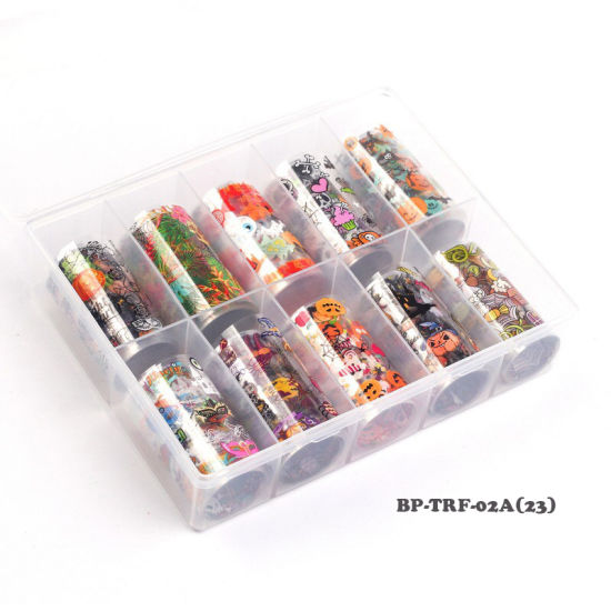 Christmas Transfer Foil Set Nail Art Transfer Foils Set