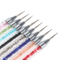 Nail Art Dotting Pen Acrylic Rhinestone Crystal 2-Way Brush Decoration